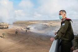 رئیس ستاد ارتش اسرائیل حد خود را بداند/ گزینه نظامی در کار نخواهد بود