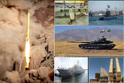 What high-tech military equipment can Iran offer world?