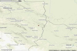 زلزله سنگان خواف را لرزاند