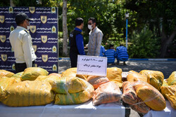 41% growth in illegal drugs confiscation in Iran