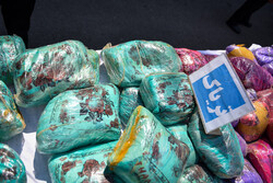 Over 18 tons of narcotics seized in Iran in a week