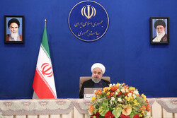 Rouhani urges US to 'return from wrong path' instead of making claims about talks