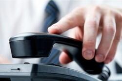 برقراری ۵۰۲ تماس با مرکز ۱۲۵ همدان/۲۰ تماس منجر به عملیات شد