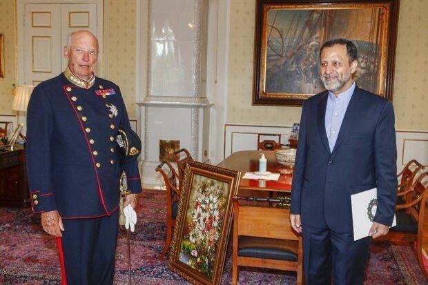 İran-Norveç ilişkileri başkent Oslo'da değerlendirildi