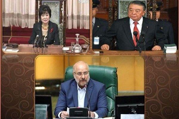 Japan eyes strengthening parliamentary coop. with Iran