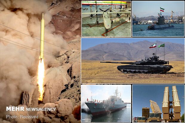 Iran turns 'arm embargo' to 'self-reliant Defense Power': MP