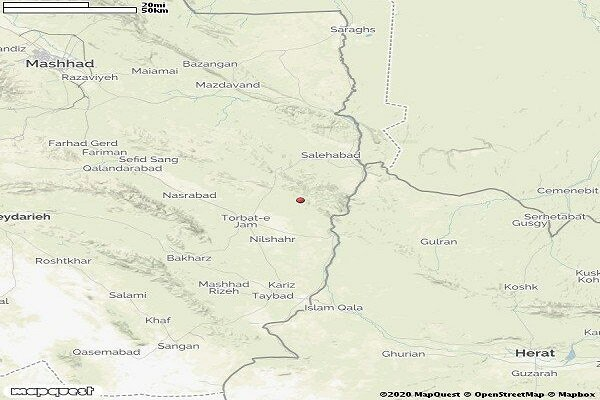 زلزله گلستان در مازندران احساس شد/ خسارتی گزارش نشد