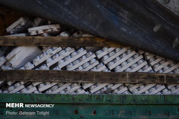 مكافحة المخدرات تعتقل 5 مهربين وتضبط 100 كغ من الحشيش و 454 كغ من الافيون