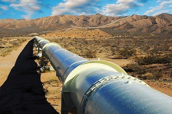 ارتفاع نسبة صادرات الغاز الايراني بنسبة 3،6 متر كعب