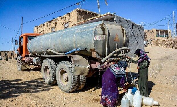 پیشبینی آبرسانی سیار به ۱۸۰ روستای کرمانشاه