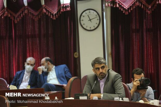 نشست خبری حجتالاسلام حسن درویشیان رییس سازمان بازرسی کل کشور