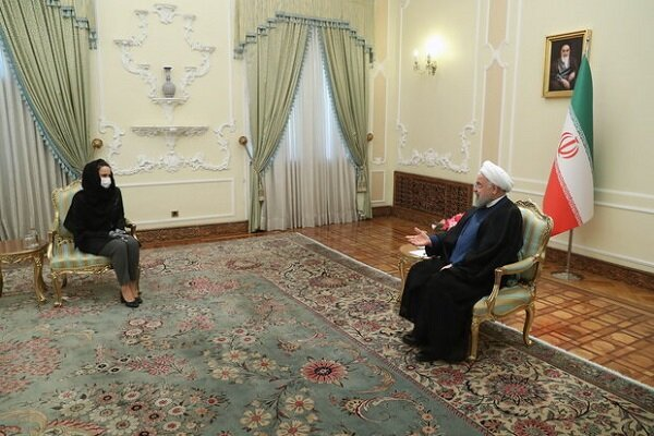 Iran determined to develop all-out ties with Bulgaria: Rouhani
