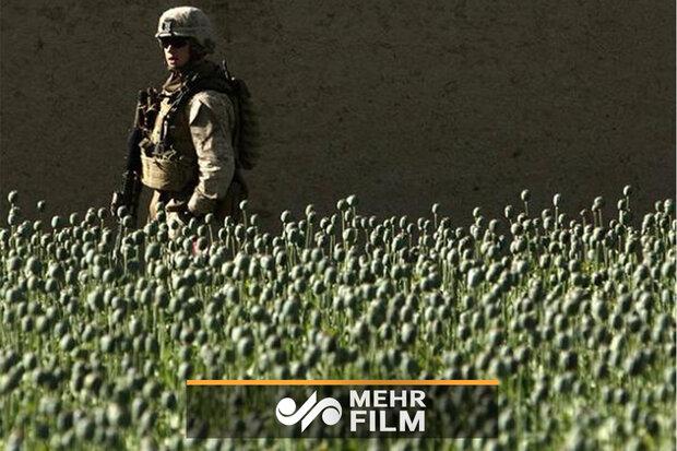 منشیات کی اسمگلنگ میں سی آئی اے کا اہم کردار
