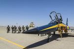 تحویل دهی ۳ فروند جت جنگنده کوثر به نیروی هوایی ارتش