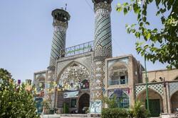 تہران میں امامزادوں کے مزارات کی جھلک