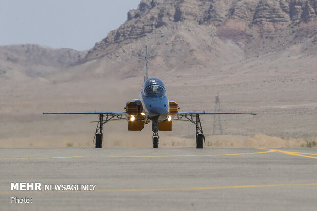IAIO delivers 3 Kosar jets to Army