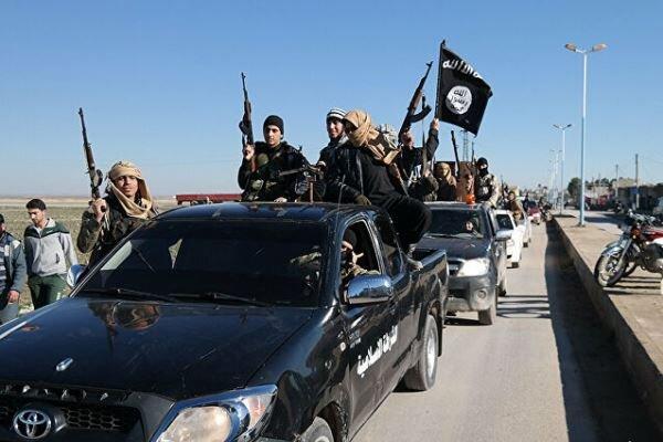 افزایش عملیات تروریستی داعش در مناطق تحت کنترل ائتلاف آمریکا