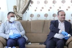 تشکیل یک هیئت برای پیگیری تفاهم نامه های بین ایلام و واسط عراق