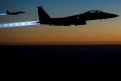 حمله یک فروند جنگنده ناشناس به سلیمانیه عراق