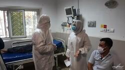بررسی روند ارائه خدمت به بیماران مبتلا به کرونا در مرودشت