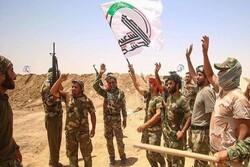 حشد شعبی عراق یورش تکفیریها در مرز با سوریه را دفع کرد