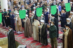 Friday prayers held in Qom after four-month hiatus