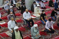 نماز عبادی سیاسی جمعه قم در مصلی قدس برگزار میشود