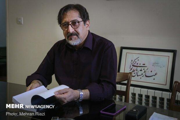 گفتگو با حسام الدین سراج