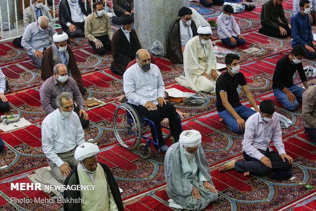 اقامه نماز جمعه فردا در ۱۲ شهرستان مازندران لغو شد