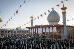 بزرگداشت روز ملی شاهچراغ(ع) در شیراز
