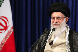 Judiciary officials meet with Leader on National Judiciary Week occasion