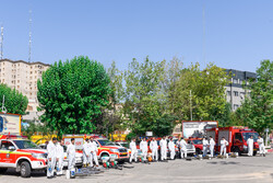 Charity Center of Tehran Fire Department