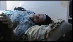 استقبال مرزبانان از یک بیمار تبعه افغانستان در نیمه شب