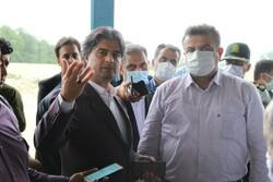 کارخانه تصفیه شیرابه تنکابن هفته دولت بهره برداری می شود