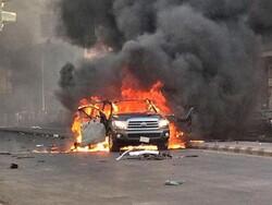 افغانستان میں بارودی سرنگ کے دھماکے میں ایک خاتون اپنے ڈرائیور سمیت ہلاک