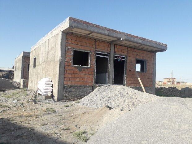 آواربرداری واحدهای مسکونی مناطق زلزله زده قطور خاتمه یافت