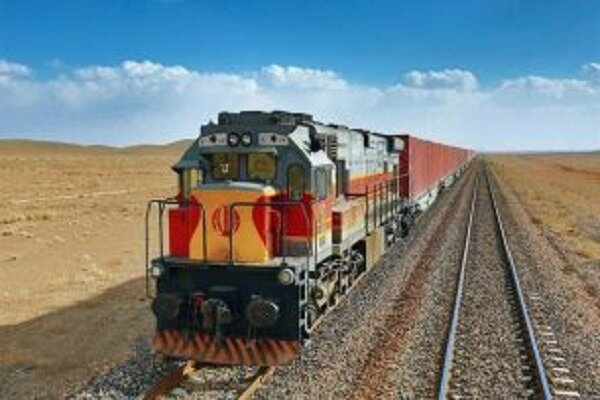 All export products' wagons ceased in Inche Borun border arrive in Turkmenistan