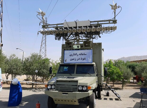 IRGC Ground Force unveils new military achievements