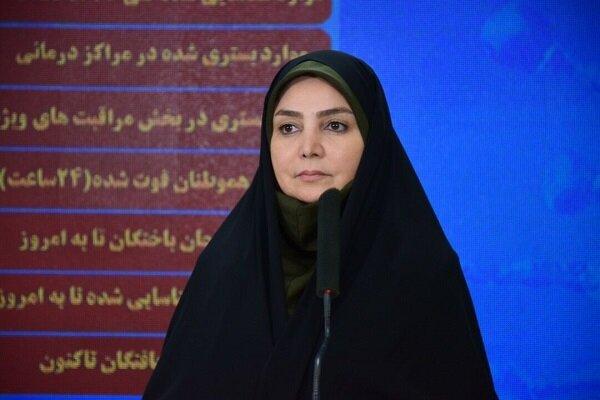 الصحة الإيرانية تحذر من الوتيرة المتصاعدة لضحايا كورونا