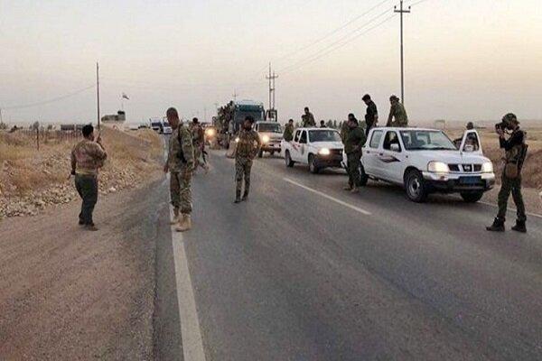 Hashd al-Sha'abi launches anti-ISIL operation in E Iraq