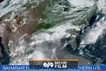 بزرگترین طوفان خاک ۵۰ سال گذشته در آمریکا