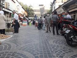 مشکلات ترافیکی رهاورد «خیابان غذا»/ اعتراض کسبه ادامه دارد