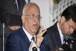 صائب محمد عريقات يحذر الدول العربية من التطبيع مع المحتل