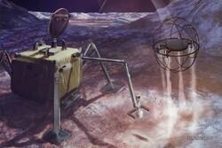 ربات جهنده سیارات یخی را کشف می کند