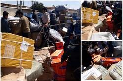 محموله بزرگ موبایل و کولر قاچاق در ساحل استان بوشهر کشف شد