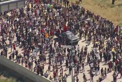 معترضان «کلرادویی» خیابانها را قبضه کردند
