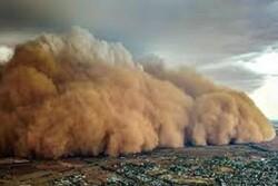 أکبر عاصفة رملیة في الولایات المتحدة منذ 50 عاما / فیدیو