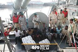 دزدان دریایی امروزی مجهز به اسلحه، تجهیزات و موشک هستند