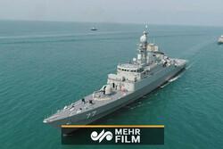 عصبانیت بیبیسی از قدرت دریایی ایران!