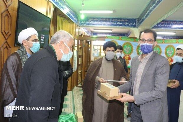 سربازان خط مقدم مبارزه با ویروس کرونا در استان بوشهر تجلیل شدند